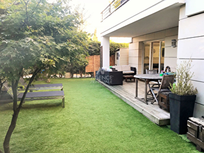 Photo n° 0 - MEUDON BELLEVUE  - APPARTEMENT TERRASSE ET JARDIN