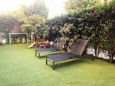 Photo n° 4 - MEUDON BELLEVUE  - APPARTEMENT TERRASSE ET JARDIN